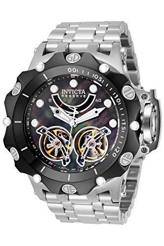 Invicta Reserve - Venom 33547 Reloj para Hombre Automático - 51mm