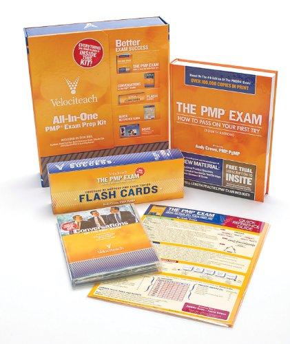 All-in-One PMP Exam Prep Kit (Test Prep series)