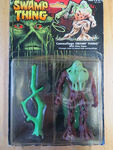 Swamp Thing - Camouflage Swamp Thing Figure
