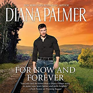 For Now and Forever audiobook cover art