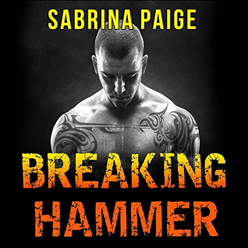 Breaking Hammer audiobook cover art