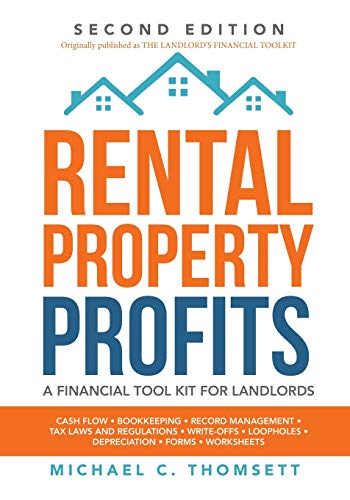 Real Estate Investing Books! - Rental-Property Profits: A Financial Tool Kit for Landlords