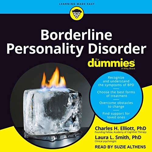 Borderline Personality Disorder for Dummies cover art