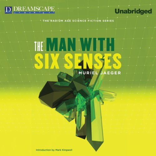 The Man with Six Senses cover art