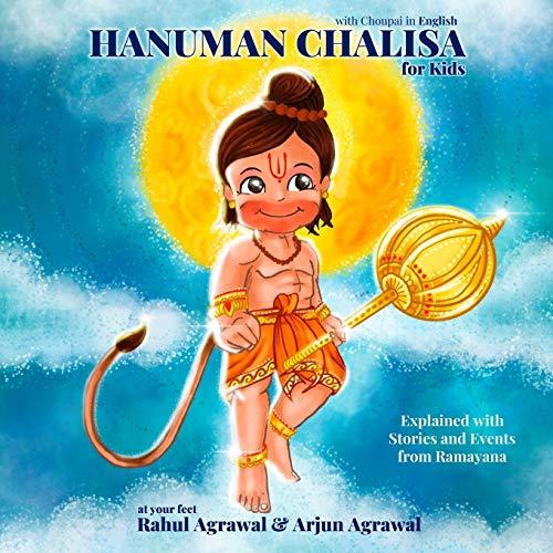Hanuman Chalisa for Kids: With Choupai in English