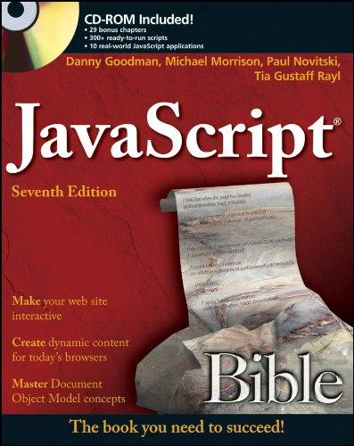 JavaScript Bible New York