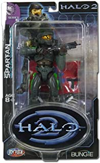 Halo 2 Action Figure Series 5 Steel Spartan (Random Color Stripes)