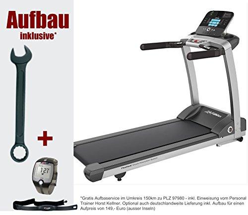 Life Fitness T3 Track Laufband inkl. Montage. Hochwertig und Stabil