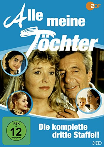 Alle meine Töchter - Staffel 3 (3 DVDs)