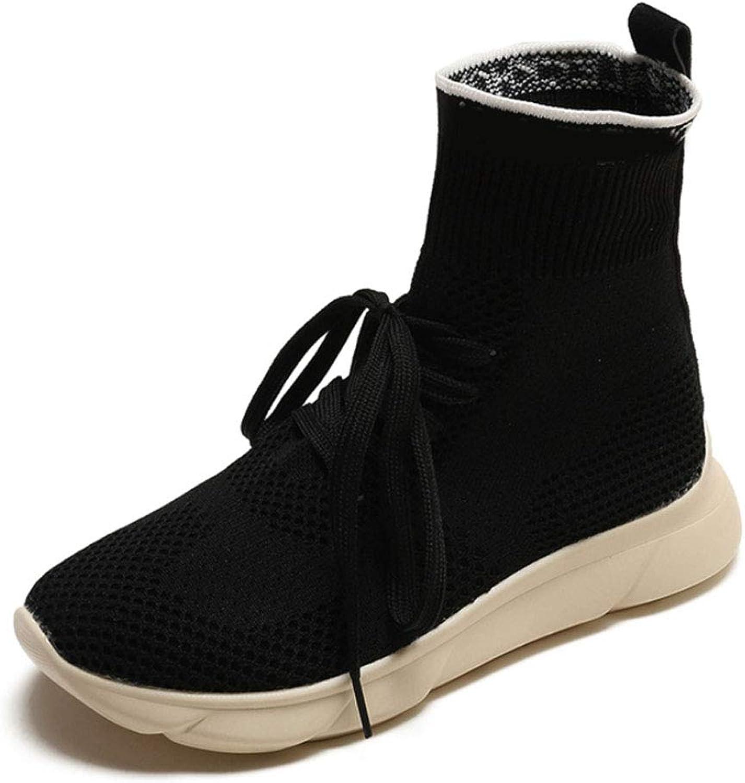 Socks shoes, mesh Casual Sports shoes, Elastic Socks, shoes, Women