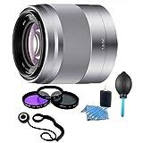 Sony sel50F18b, Portrait (50mm Lens, F1,8OSS, Séries C, convient pour les...
