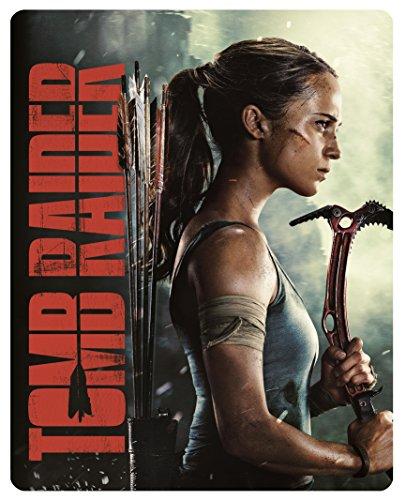 Tomb Raider 4K Ultra HD Steelbook [Blu-ray] [Limited Edition]