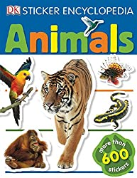 Animals Sticker encyclopedia