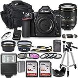 Nikon D780 DSLR Camera with AF-S 24-120mm VR Lens + 2 x 32GB Card + Accessory Kit