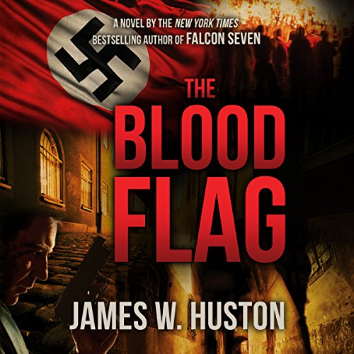The Blood Flag audiobook cover art