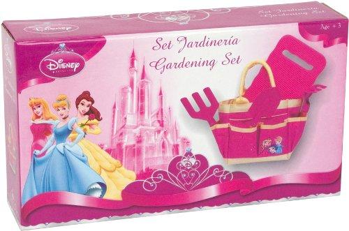 Arditex - Conjunto de jardinería Princess Disney