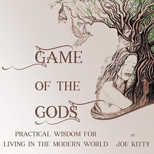 Game of the Gods audiobook cover art