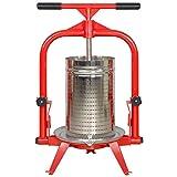 MacIntosh Fruit Press 5 Gallon + Stainless Basket
