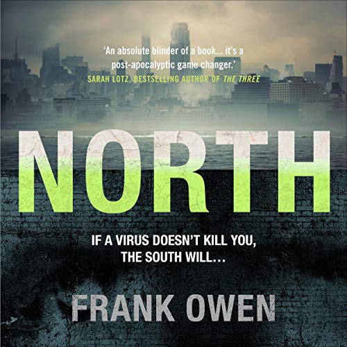 North audiobook cover art
