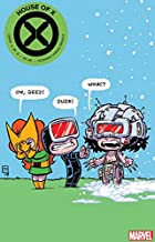 """House of X #4 (of 6) Skottie Young Chibi """"Baby"""" Variant"""