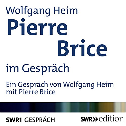 Pierre Brice im Gespräch audiobook cover art