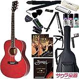 HONEY BEE ハニービー アコースティックギター フォークギタータイプ F-15/CRD 初心者入門16点セット