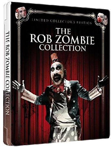 The Rob Zombie Collection (Limited Futurepak Edition, 4 Disc-Set) [Blu-ray] [Limited Collector's Edition]