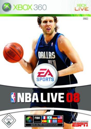 NBA Live 08 [Edizione: Germania]