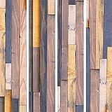 murando - Fotomurales PURO 10 m - Papel pintado tejido no tejido - Madera Texture f-A-0471-j-a