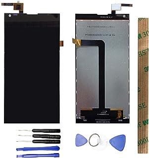 JayTong - visualización LCD y digitalizador de visualización táctil de Repuesto para Doogee DG550 Negro