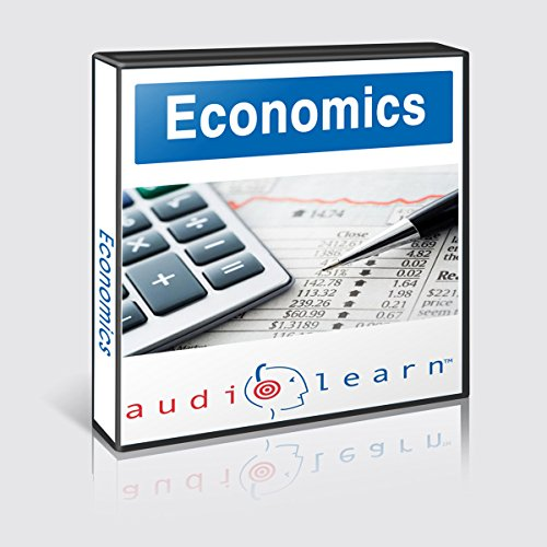 Introduction to Economics AudioLearn follow-along manual (AudioLearn Economics Series) audiobook cover art