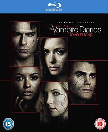 Vampire Diaries S1-8 [Edizione: Regno Unito]