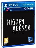 Hidden Agenda - PlayStation 4 (la copertina puo' variare), assortito