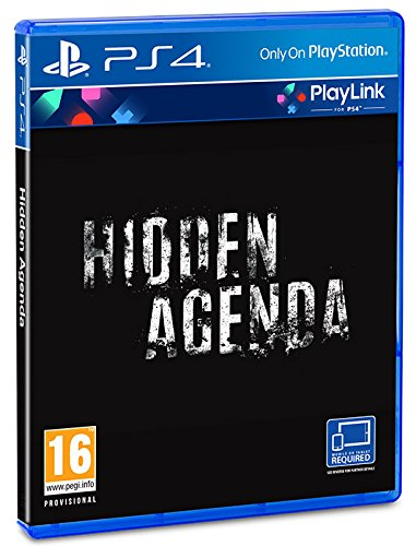 Sony Hidden Agenda, PS4 vídeo - Juego (PS4, PlayStation 4, Aventura, Modo multijugador, M (Maduro))