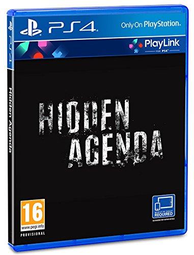 Sony Hidden Agenda, PS4 vídeo - Juego (PS4, PlayStation 4,...
