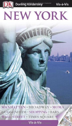 Image of Vis a Vis Reiseführer New York mit Extra-Karte (Vis à Vis)