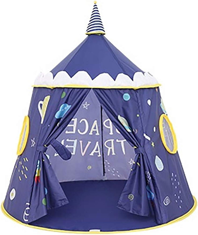 Global-tent Indoor-Spielzelt FüR Kinder, Hochwertige 190t Polyester Tafffer-OberflChe, Glatt Und Zart, Stark Und Atmungsaktiv