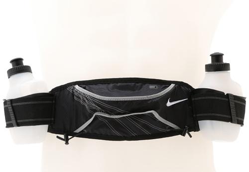 Nike Lightweight Hydration ceinture de bidon (2 bidons)