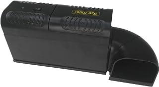 Trampa para roedores acodado - Electrónica - 7000 V - Funciona Sobre Pilas o Toma Sector