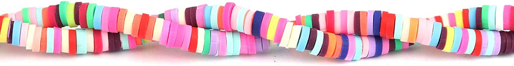 SiAura Material - Perlas de Arcilla de polímero (2 Unidades, 4 mm de diámetro)