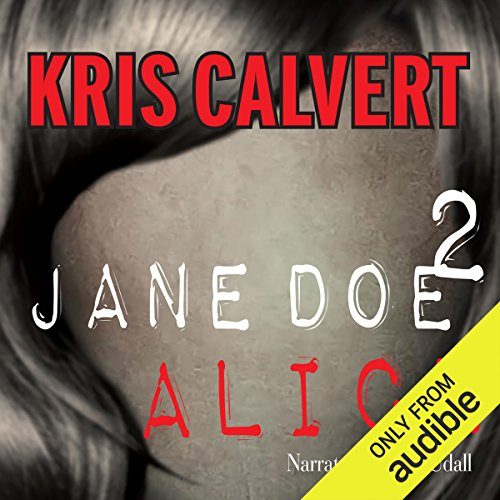 Jane Doe 2: Alice audiobook cover art