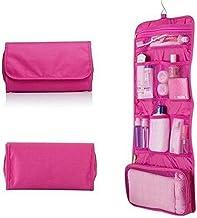 Ozoy Multi Functional Nylon Waterproof Women Cosmetic Travel Toiletry Bags (Design 1)