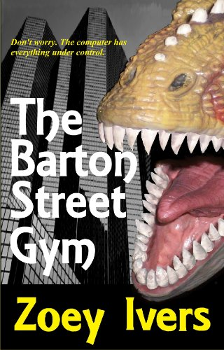 The Barton Street Gym (Doors into the Dimensions Book 1)