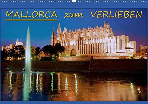 MALLORCA zum VERLIEBEN (Wandkalender 2021 DIN A2 quer)