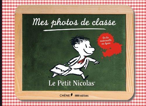 Mes photos de classe, Le Petit Nicolas (Papeterie)