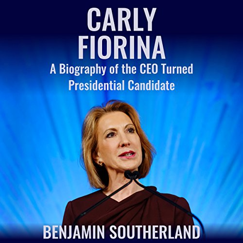 Carly Fiorina audiobook cover art