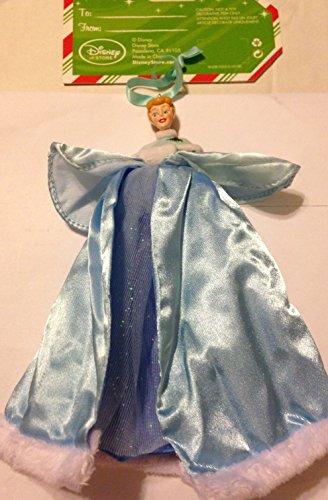 Disney Cinderella in Winter Gown Christmas Ornament OOP, ret NIP!
