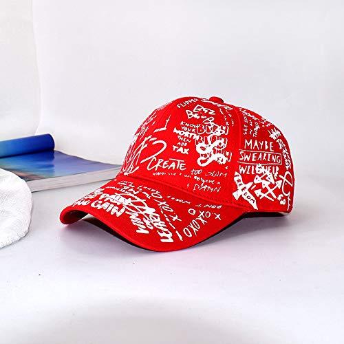 Sombrero Masculino Marca de Marea de Verano versión Coreana de la Gorra de Pico Pareja Gorra de béisbol Casual Mujer Primavera y Verano Salvaje Sombrero para el Sol Sombrero para el Sol