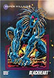 1992 Impel Marvel Universe NonSport #133 Blackheart Official Trading Card From Skybox in Raw (EX-MT or Better) Condition