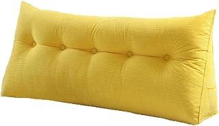DALL Coussins de lecture Coussin Oreiller Dosseret Canapé-lit Tête Simple Oreiller Double Doux Chevet Dossier Cale Pad Lom...